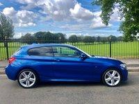2014 BMW 1 SERIES 2.0 120D M SPORT 3d  AUTO 181 BHP £11795.00