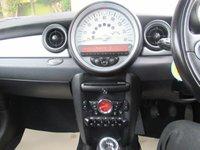 USED 2010 60 MINI HATCH COOPER 1.6 COOPER D 3d 112 BHP