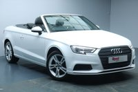 """USED 2017 17 AUDI A3 1.4 TFSI SE 2d AUTO 148 BHP 17"""" ALLOYS+FULL AUDI SERVICE+SAT NAV+PARKING SENSORS+AIR CON+CRUISE CONTROL+CONNECTIONS FOR USB/AUX/IPOD+ENGINE START/STOP"""