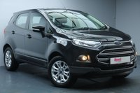 """USED 2016 16 FORD ECOSPORT 1.5 ZETEC TDCI 5d 94 BHP 16"""" ALLOYS+FULL SERVICE HISTORY+PARKING SENSORS+AIR CON+BLUETOOTH+USB+AUX+TINTED GLASS"""