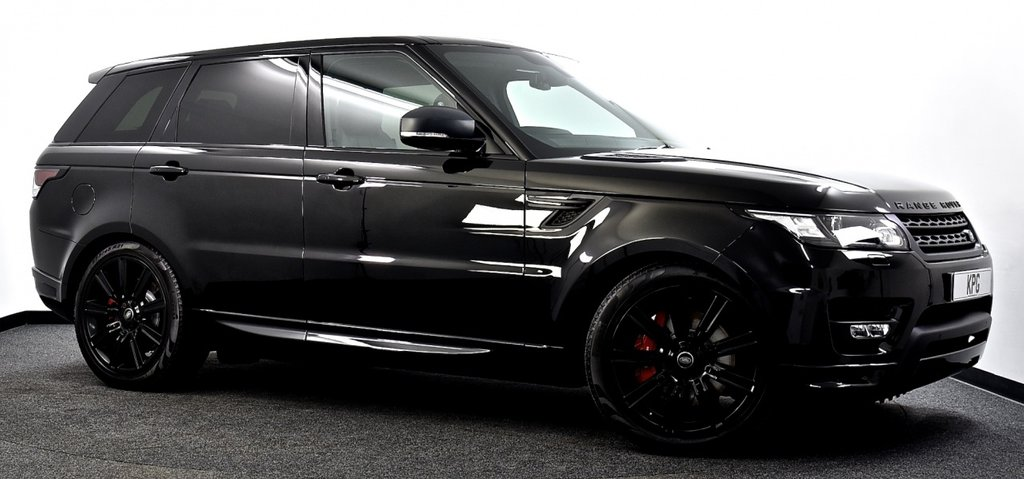 "USED 2016 16 LAND ROVER RANGE ROVER SPORT 3.0 SD V6 Autobiography Dynamic 4X4 (s/s) 5dr Pan Roof, Stealth Pack, 21""s +"
