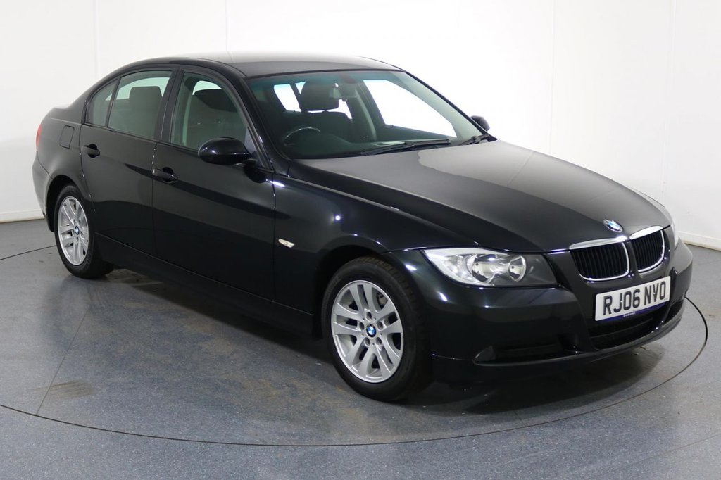USED 2006 06 BMW 3 SERIES 2.0 318I ES 4d 128 BHP 2 OWNERS From New