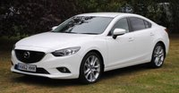 USED 2013 62 MAZDA 6 2.2 D SPORT NAV 4d 148 BHP www.suffolkcarcentre.co.uk - Located at Reydon