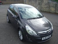 USED 2013 63 VAUXHALL CORSA 1.2 SE 5d 83 BHP ///  EXCELLENT VALUE FOR MONEY   ////