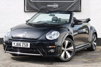 USED 2017 66 VOLKSWAGEN BEETLE 2.0 R LINE TDI BLUEMOTION TECHNOLOGY 2d 148 BHP