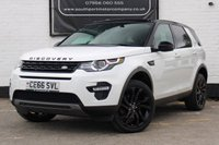 USED 2016 66 LAND ROVER DISCOVERY SPORT 2.0 TD4 HSE LUXURY 5d AUTO 180 BHP