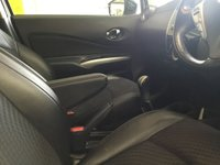USED 2013 63 NISSAN NOTE 1.5 DCI TEKNA 5d 90 BHP
