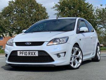 2010 FORD FOCUS 2.5 ST-3 3d 223 BHP £9495.00