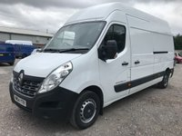 USED 2015 64 RENAULT MASTER 2.3 DCI 135PS LH35 LWB BUSINESS ENERGY EDITION **NO VAT**