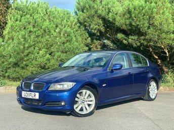 2011 BMW 3 SERIES 3.0 325D SE 4d AUTO 202 BHP £5995.00