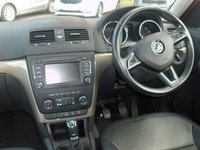 USED 2014 64 SKODA YETI 2.0 OUTDOOR ELEGANCE TDI CR 5d 4WD
