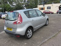USED 2010 60 RENAULT SCENIC 1.6 DYNAMIQUE TOMTOM VVT 5d 109 BHP