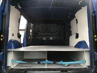 USED 2010 10 FIAT DOBLO 1.3 JTD MULTIJET S.X MODEL 90 BHP **NO VAT**