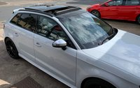 USED 2014 14 AUDI A3 S3 2.0 TFSI SPORTBACK QUATTRO 5DR S-TRONIC 300 BHP, PANORAMIC SUNROOF. NOW SOLD - SIMILAR VEHICLES WANTED