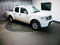 USED 2012 12 NISSAN NAVARA 2.5 DCI TEKNA 4X4 SHR DCB 1d 188 BHP **COMING SOON!**CALL TO RESERVE**SECURE WITH A £99 FULLY REFUNDABLE DEPOSIT**£0 DEPOSIT FINANCE AVAILABLE**