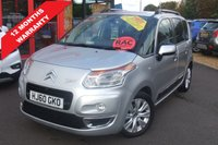 USED 2010 60 CITROEN C3 PICASSO 1.6 PICASSO EXCLUSIVE HDI 5d 90 BHP *****12 Months Warranty*****
