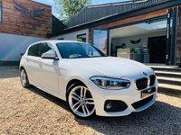 USED 2017 17 BMW 1 SERIES 2.0 120D M SPORT 5d 188 BHP