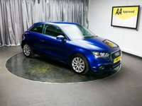 USED 2011 11 AUDI A1 1.4 TFSI SPORT 3d 122 BHP £0 DEPOSIT FINANCE AVAILABLE, AIR CONDITIONING, BLUETOOTH CONNECTIVITY, CLIMATE CONTROL, HEATED DOOR MIRRORS, START/STOP SYSTEM, STEERING WHEEL CONTROLS, TRIP COMPUTER, VOICE CONTROLS
