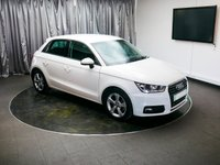 USED 2015 15 AUDI A1 1.6 SPORTBACK TDI SPORT 5d 114 BHP £0 DEPOSIT FINANCE AVAILABLE, AIR CONDITIONING, AUX INPUT, BLUETOOTH CONNECTIVITY, CLIMATE CONTROL, DAB RADIO, SAT-NAV, STEERING WHEEL CONTROL, TRIP COMPUTER