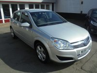 USED 2008 58 VAUXHALL ASTRA 1.6 BREEZE 5d 115 BHP