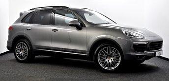 2015 PORSCHE CAYENNE 4.2 TD S Tiptronic 4WD (s/s) 5dr EU5 £36495.00