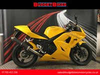 USED 2004 04 TRIUMPH DAYTONA 599cc DAYTONA 600