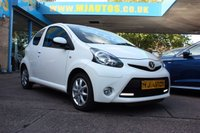 USED 2013 63 TOYOTA AYGO 1.0 VVT-I MODE 3dr 68 BHP NEED FINANCE??? APPLY WITH US!!!
