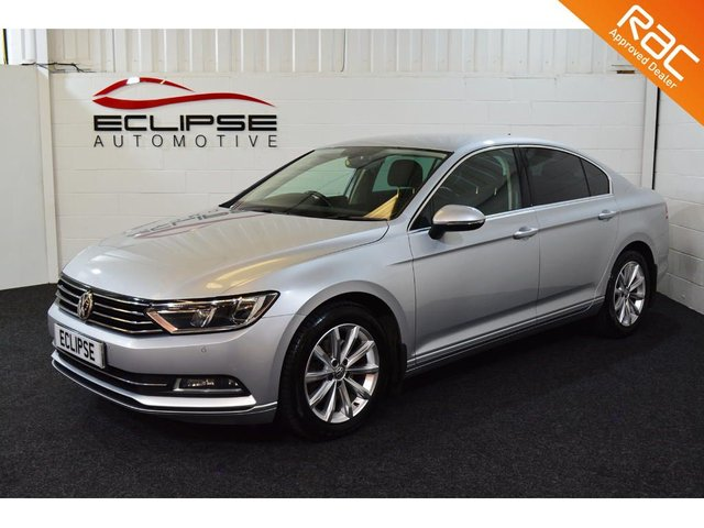 2015 15 VOLKSWAGEN PASSAT 2.0 SE BUSINESS TDI BLUEMOTION TECHNOLOGY 4d 148 BHP