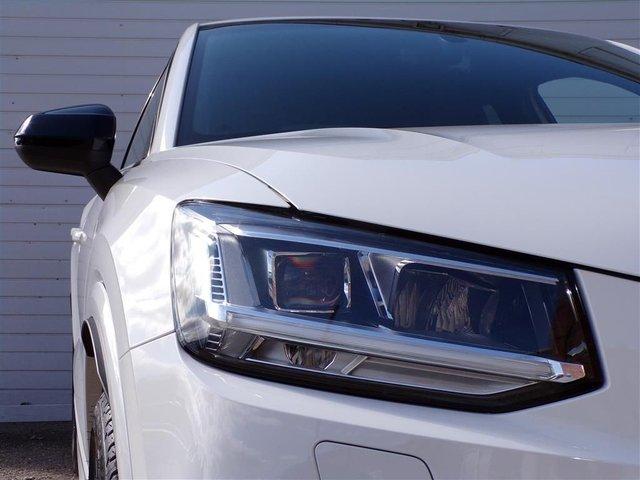 USED 2019 19 AUDI Q2 1.5 TFSI BLACK EDITION 5d AUTO 148 BHP SAT NAV BLUETOOTH APPLECARPLAY
