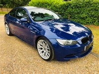 2011 BMW M3 M3 4.0 V8 DCT 2d Competition Pack £15995.00
