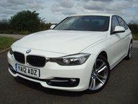 2012 BMW 3 SERIES 2.0 320D M SPORT 4d 184 BHP S/S £8995.00