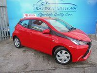 USED 2017 17 TOYOTA AYGO 1.0 VVT-I X-PLAY X-SHIFT 5d AUTO 69 BHP