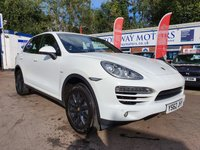 USED 2013 62 PORSCHE CAYENNE 3.0 D V6 TIPTRONIC 5d AUTO 245 BHP 0%  FINANCE AVAILABLE ON THIS CAR PLEASE CALL 01204 393 181