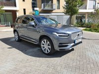 USED 2018 18 VOLVO XC90 2.0 T8 TWIN ENGINE INSCRIPTION PRO AWD 5d AUTO 385 BHP