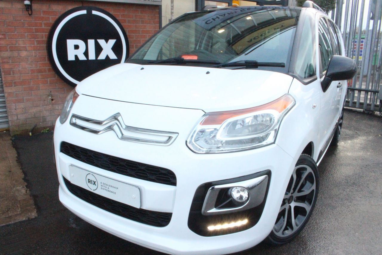 Used CITROEN C3 PICASSO for sale