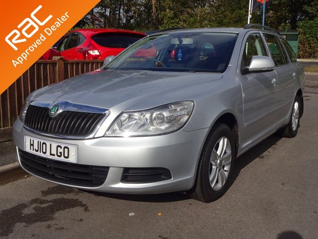 USED 2010 10 SKODA OCTAVIA 1.4 SE TSi 5 Door Estate *LOOK ONLY 1 OWNER FROM NEW* *SERVICE HISTORY*