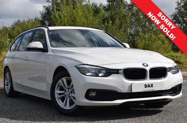 2015 65 BMW 3 SERIES 2.0 320D ED PLUS TOURING 5d 161 BHP