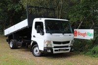 USED 2016 65 MITSUBISHI FUSO CANTER 3.0 3C13 34 LWB TIPPER Long Wheel Base Tipper, One Owner, Twin Rear Wheel