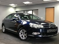 USED 2009 59 CITROEN C5 2.0 EXCLUSIVE HDI 4d 140 BHP