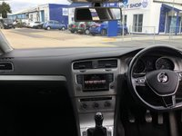 USED 2015 65 VOLKSWAGEN GOLF 1.6 MATCH TDI BLUEMOTION TECHNOLOGY 5d 109 BHP