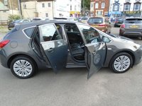 USED 2015 65 VAUXHALL ASTRA 1.6 EXCITE 5d 113 BHP