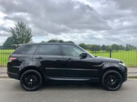 USED 2017 67 LAND ROVER RANGE ROVER SPORT 2.0 SD4 HSE 5d AUTO 238 BHP