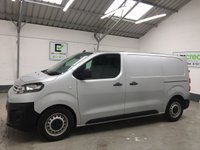 USED 2018 68 CITROEN DISPATCH 1.6 M 1000 ENTERPRISE BLUEHDI 1d 94 BHP