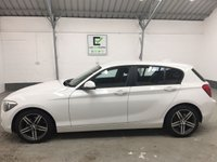 USED 2012 62 BMW 1 SERIES 1.6 116I SPORT 5d 135 BHP