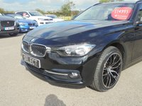 USED 2017 17 BMW 3 SERIES 1.5 318I SPORT TOURING 5d 135 BHP