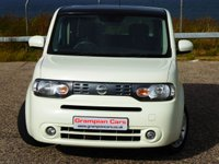 USED 2011 11 NISSAN CUBE 1.6 KAIZEN 5d 109 BHP