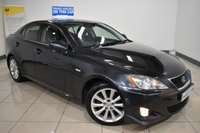 USED 2008 08 LEXUS IS 2.5 250 SE-L 4d 204 BHP