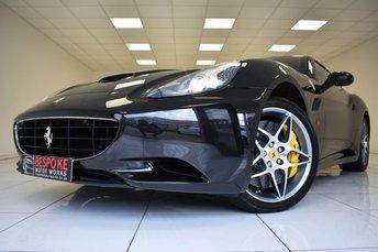 2010 FERRARI CALIFORNIA 4.3 2 PLUS 2 AUTOMATIC £69495.00