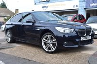 USED 2012 62 BMW 5 SERIES 2.0 520D M SPORT GRAN TURISMO 5d AUTO 181 BHP COMES WITH 6 MONTHS WARRANTY