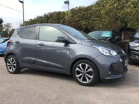 2017 HYUNDAI I10 1.2 PREMIUM SE 5d WITH SAT NAV AND HISTORY £8000.00